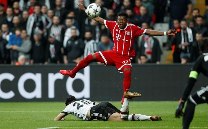 David Alaba: 'Süper Lig'i takip etmeye çalışıyorum ama...'
