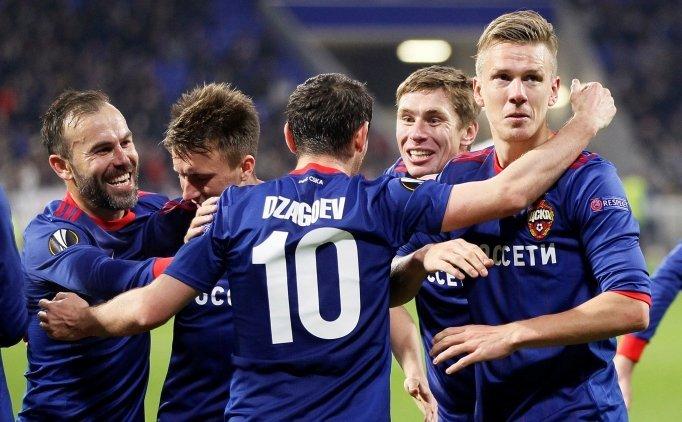 Lyon 2 CSKA Moskova 3 Maç Özeti Ve Golleri 16 Mart