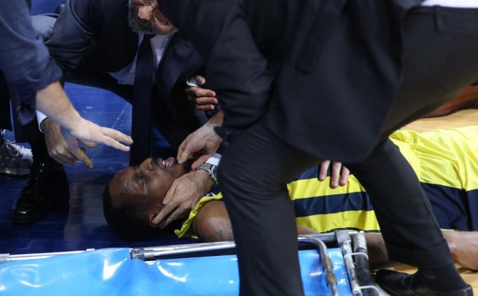 Fenerbahçe'de korkutan an! Ölümden döndü...