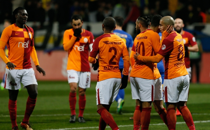 Bucaspor 0 Galatasaray 3 Maç Özeti Ve Golleri 18 Ocak