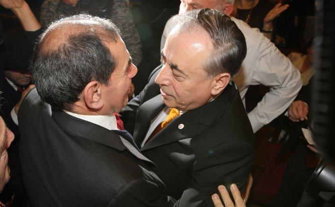 Dursun Özbek artık 14 Şubat'ı bekliyor