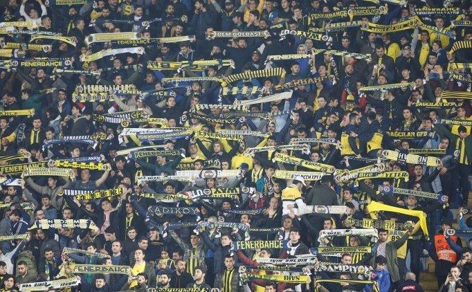 Fenerbahçe için Kadıköy'de 'Kocaman' coşku