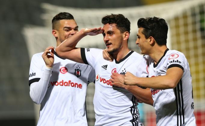 Beşiktaş, yarı finale rahat yükseldi!