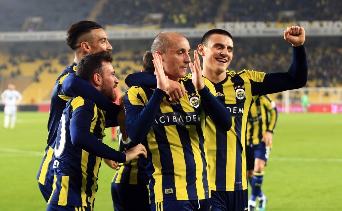 Fenerbahçe, kupada Beşiktaş'ın rakibi oldu!