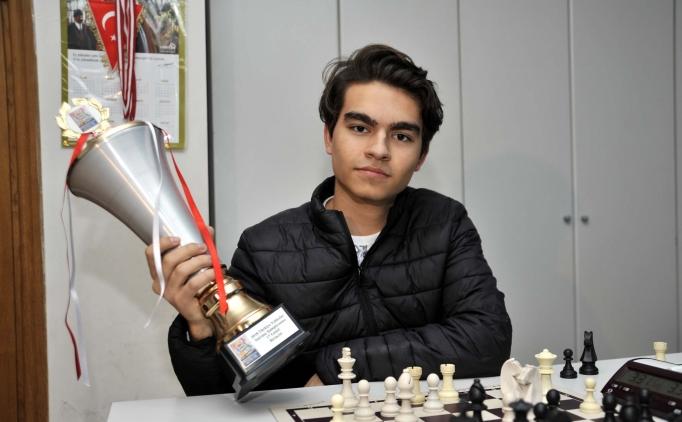Genç yeteneğin hedefi dünya şampiyonluğu