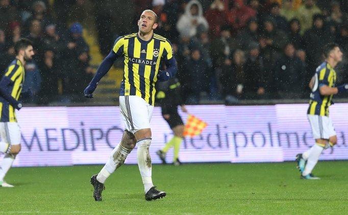 Fenerbahçe'de Fernandao'nun çılgın özelliği