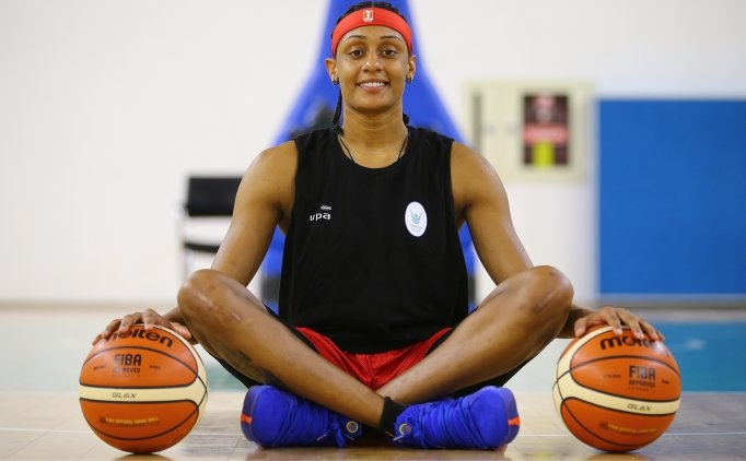 'Hedefim WNBA'de şampiyonluk yaşamak'