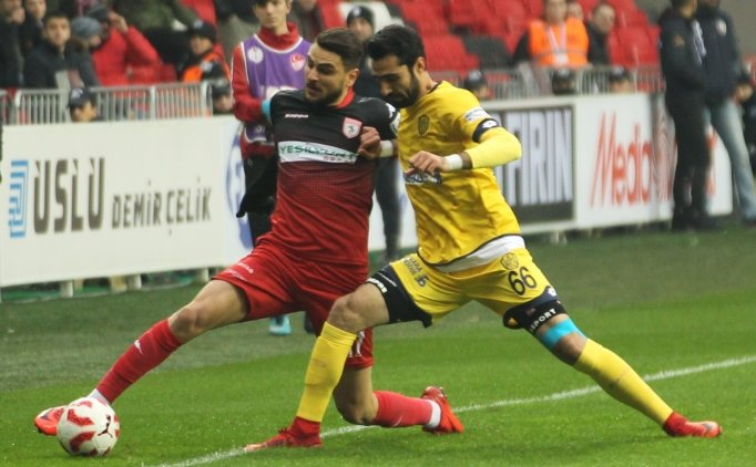 Samsunspor 1 Ankaragücü 1 Maç özeti Ve Golleri 20 Şubat
