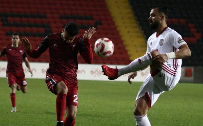 Gaziantepspor 0 Altınordu 1 Maç Özeti Ve Golü 21 Şubat