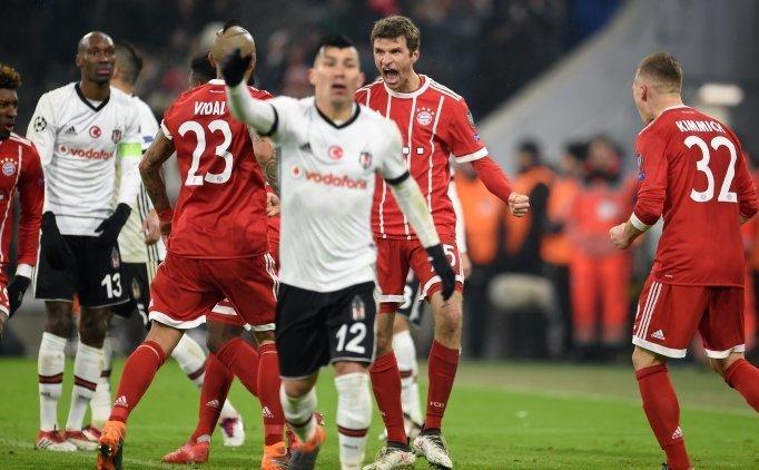 Bayern Münih 5 Beşiktaş 0 Maç Özeti VE Golleri 21 Şubat