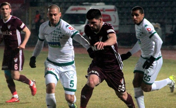 Elazığspor 2 Giresunspor 1 Maç Özeti ve Golleri 21 Şubat