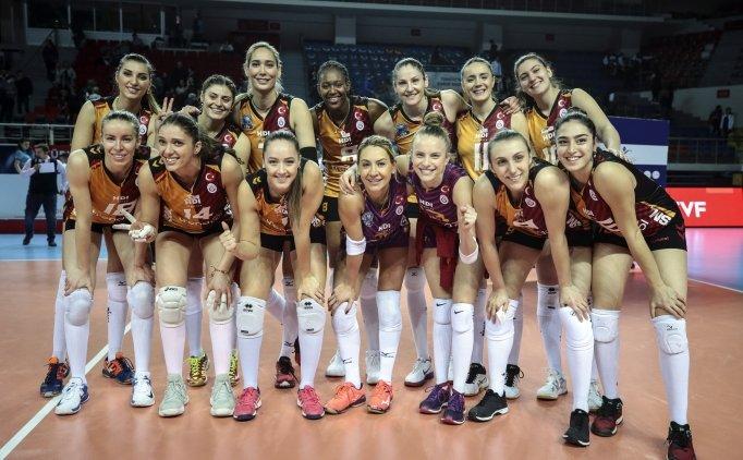 Galatasaray filede yarı finale yükseldi