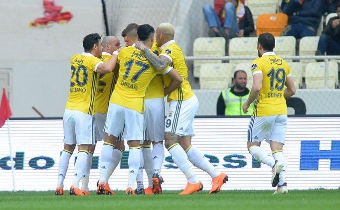 Fenerbahçe kötü gidişe Malatya'da 'dur' dedi