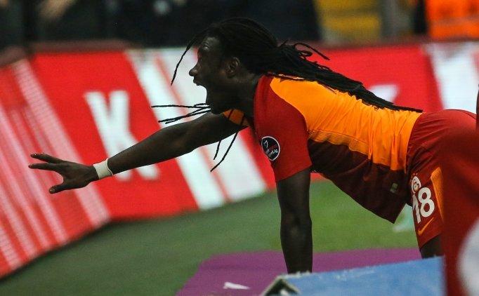 Galatasaray 'Bam bam bam' gol atıyor!