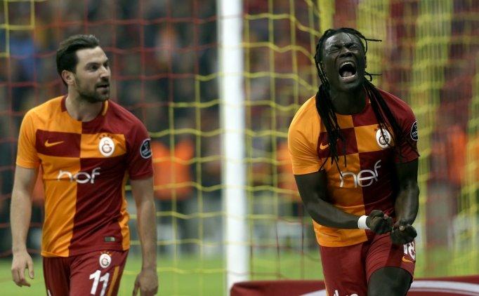 Galatasaray'da 'şampiyonluk alameti'