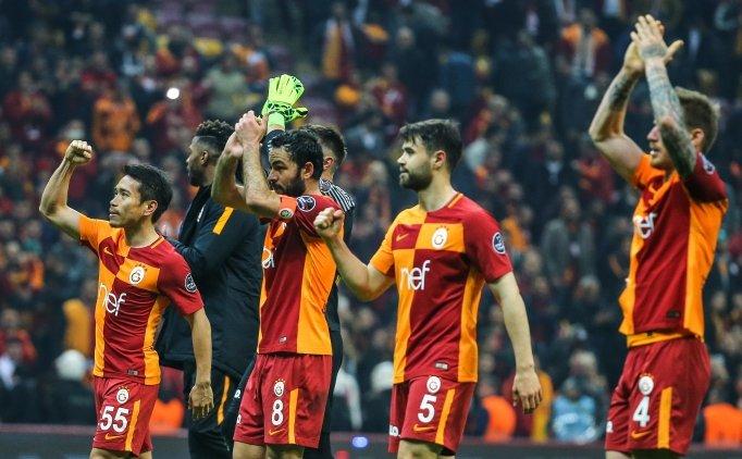 Galatasaray Konyaspor maçında rekor kırdı