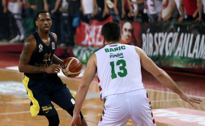 Fenerbahçe Doğuş İzmir'de kazandı
