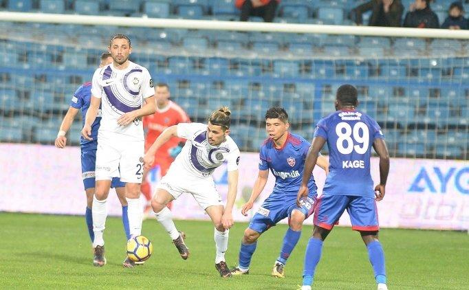 Karabükspor 0 Osmanlıspor 4 Maç Özeti Ve Golleri 16 Mart