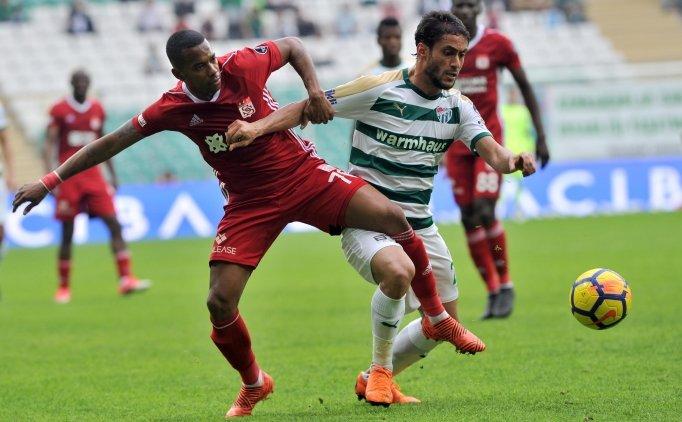 Bursaspor 1 Sivasspor 0 Maç Özeti VE Golü 17 Mart