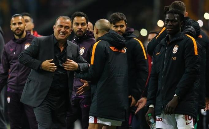 Fatih Terim'in şampiyonluk hesabı