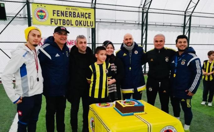 Futbol okulundan Fenerbahçe'ye transfer