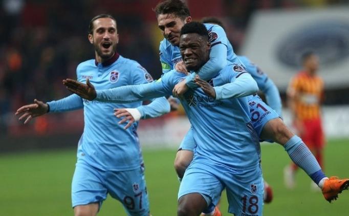 Trabzonspor'un Süper Lig'de fikstürü, kalan maçları, Trabzonspor'un puan durumu