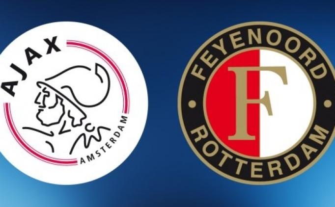 Ajax Feyenoord maçı CANLI hangi kanalda saat kaçta?