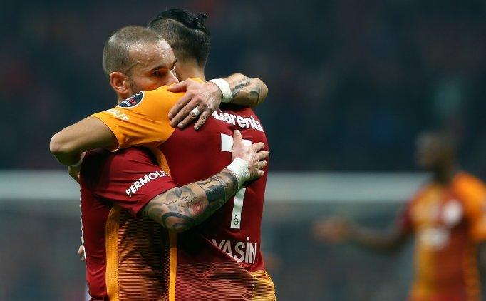 Galatasaray'da Sneijder transferinde ortaya çıkan yeni skandal