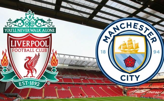 Liverpool Manchester City maçı CANLI hangi kanalda saat kaçta?