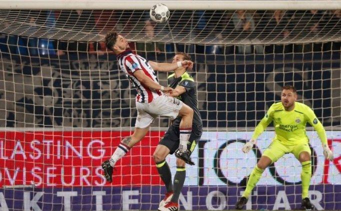 Lider PSV deplasmanda dağıldı! Willem II...