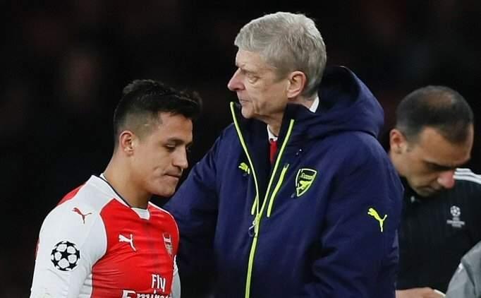 Alexis Sanchez'in transferi için açıklama