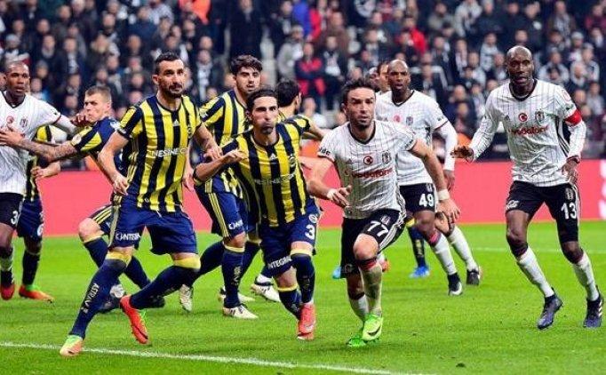 Beşiktaş - Fenerbahçe derbisinin iddaa oranları