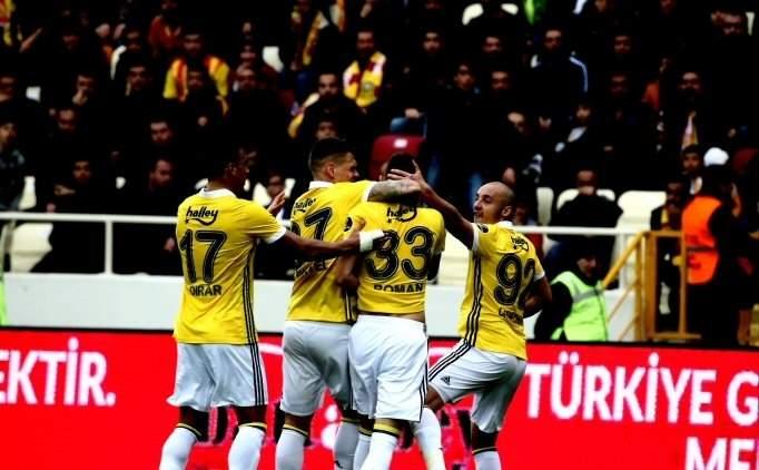 FB Yeni Malatyaspor maç özeti Malatyaspor Fenerbahçe golleri, pozisyonları