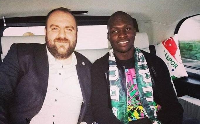 Moussa Sow imzayı attı, Türkiye'ye dönüyor!