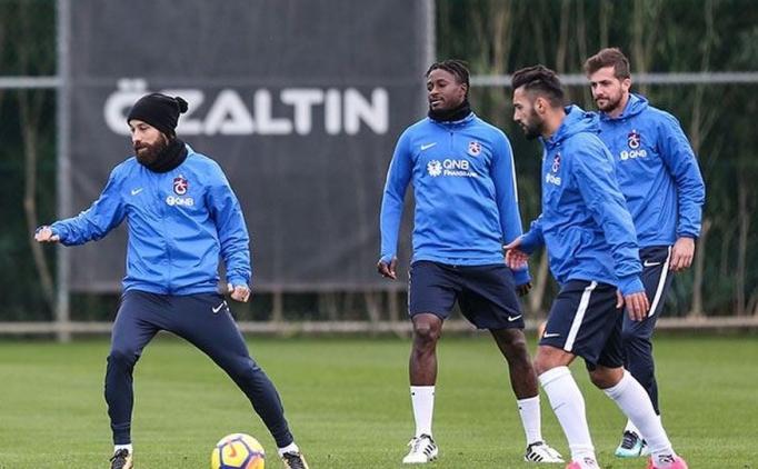 Trabzonspor'da iç transferde imza zamanı