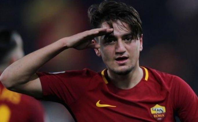 Cengiz Ünder'in attığı golleri izle, Cengiz Ünder'in Roma'da golleri