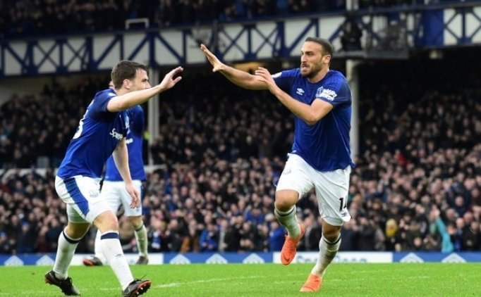 Everton 2-0 Brighton Özet İZLE, Cenk Tosun'un gollerini izle, Everton'da coşuyor