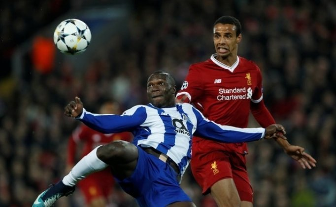 Liverpool güle oynaya çeyrek finalde! Porto...