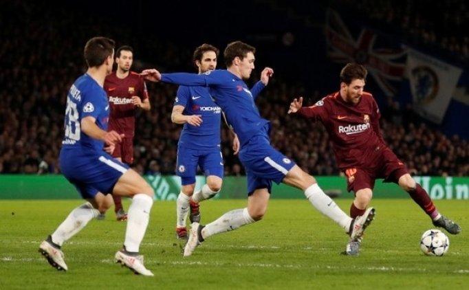 Chelsea 1 Barcelona 1 Maç Özeti VE Golleri 21 Şubat