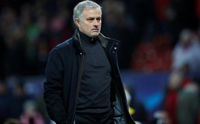 Mourinho: 'Benim yüzümden kaybettik'