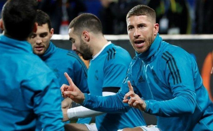 Sergio Ramos: 'Real Madrid ruhunu yakaladık'
