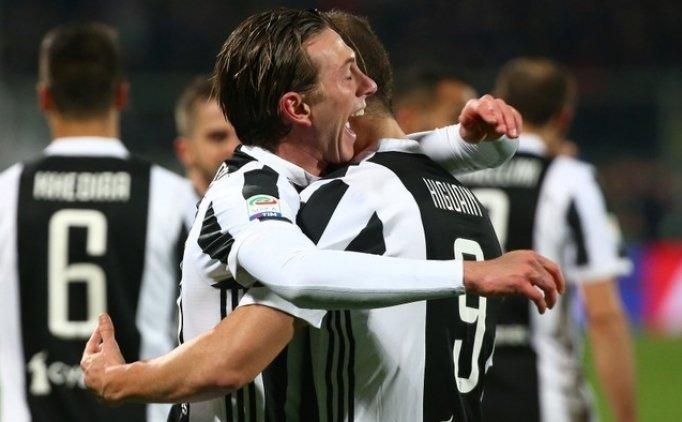 Bernardeschi'nin füzesi Juventus'a can verdi! Fiorentina...