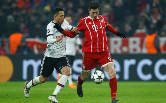 Beşiktaş-Bayern Münih! Muhtemel 11'ler