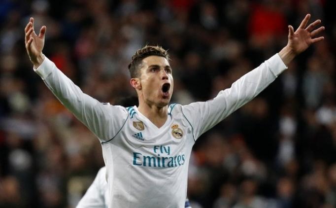 Real Madrid 90+7'de mucizeyi engelledi!