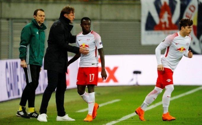 Bruma attı, Leipzig avantajı kaptı!