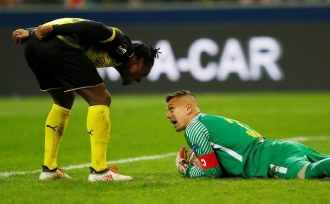 Salzburg 0 Borussia Dortmund 0 Maç özeti 16 Mart