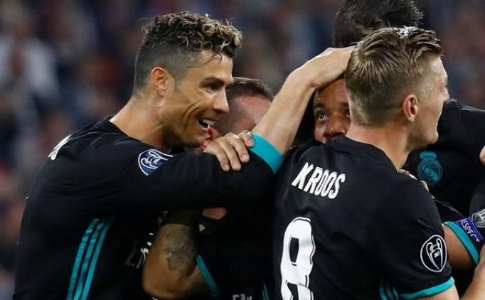 Bayern Münih 1 Real Madrid 2 Maç Özeti Ve Golleri 26 Nisan