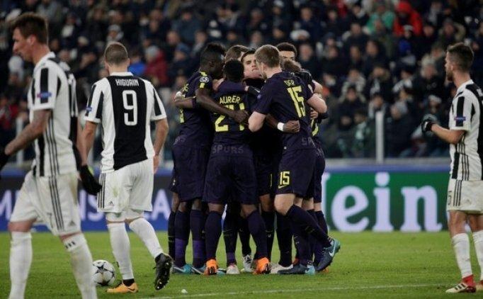 Tottenham, İtalya'da geri döndü! Juventus...