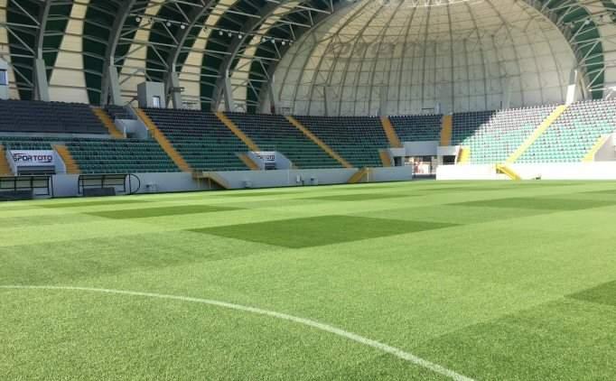 Akhisarspor'a yeni stat 'maç başı' kiralanacak