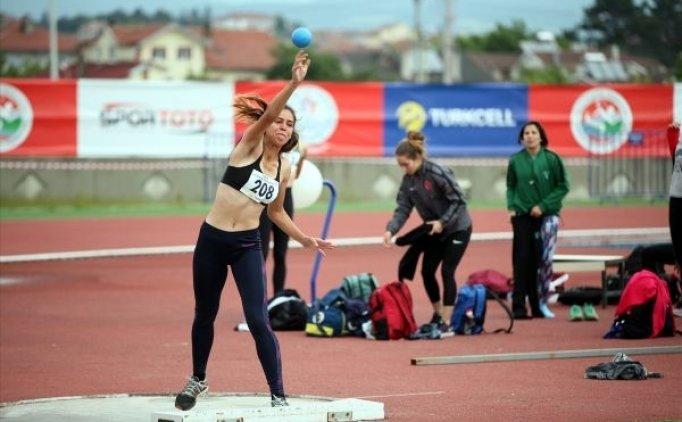 Atletizm: 20 Yaş Altı Balkan Salon Şampiyonası